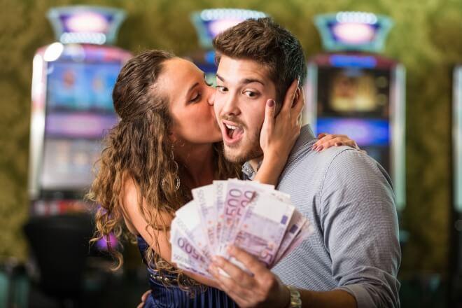vinna på ett kasino